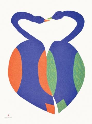 2017 Cape Dorset Annual Print Collection, Dorset Fine Arts,