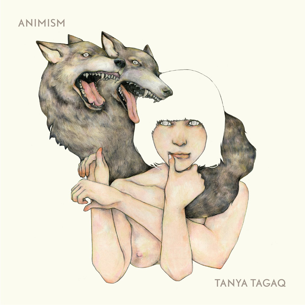 """Featured image for """"Tanya Tagaq CD launch"""""""