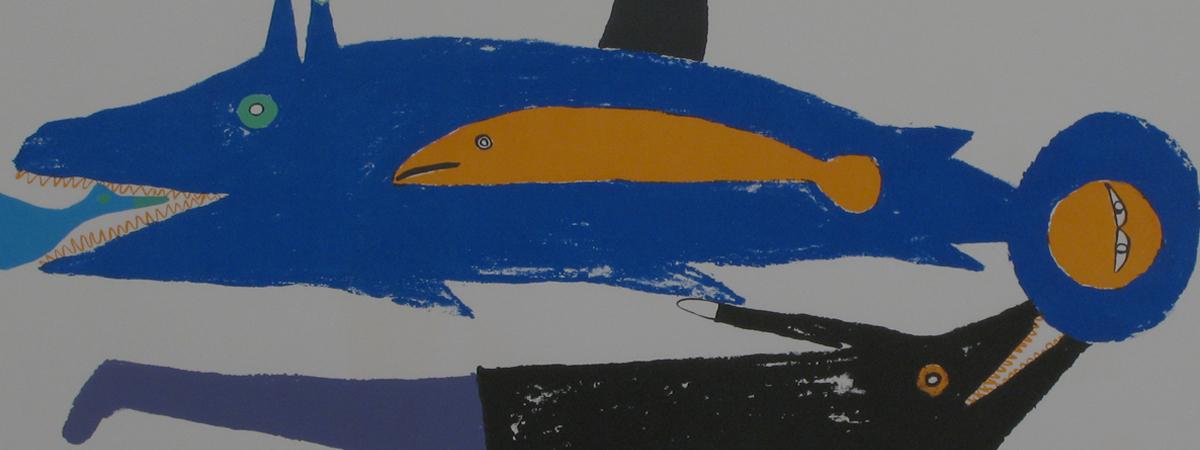 Jessie Oonark Iconic Inuit Artist Feheley Fine Arts