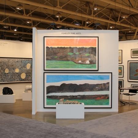 Art Toronto Booth, 2012