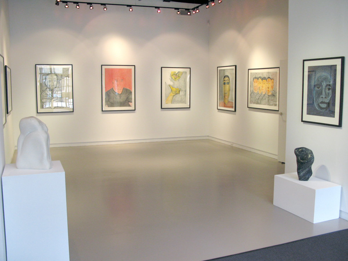 Centre Space Gallery within Feheley Fine Arts