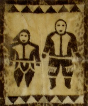 INUIT COUPLE