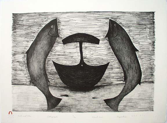 FISH AND ULU