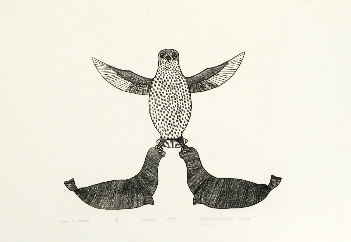 OWL AND SEALS