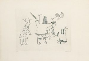 UNTITLED (INUIT HUNTING)