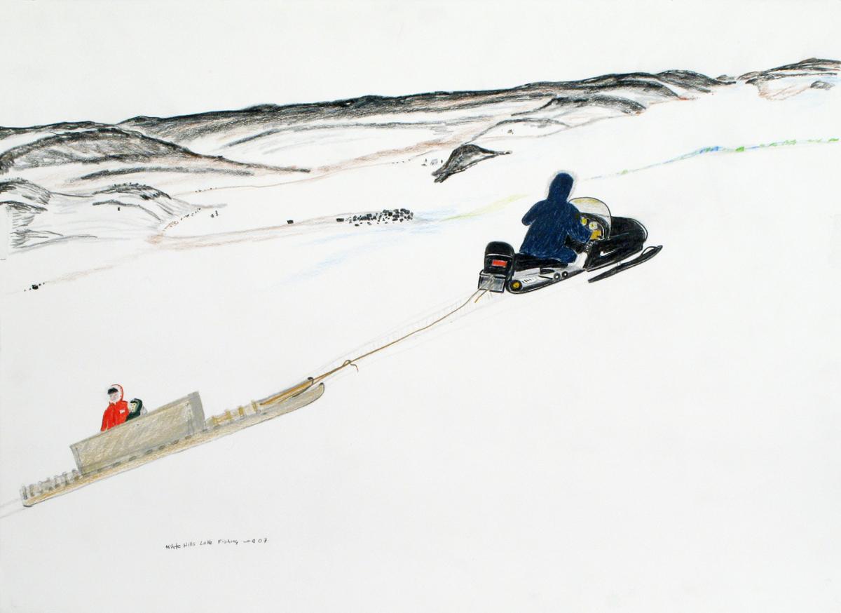 WHITE HILLS LAKE FISHING