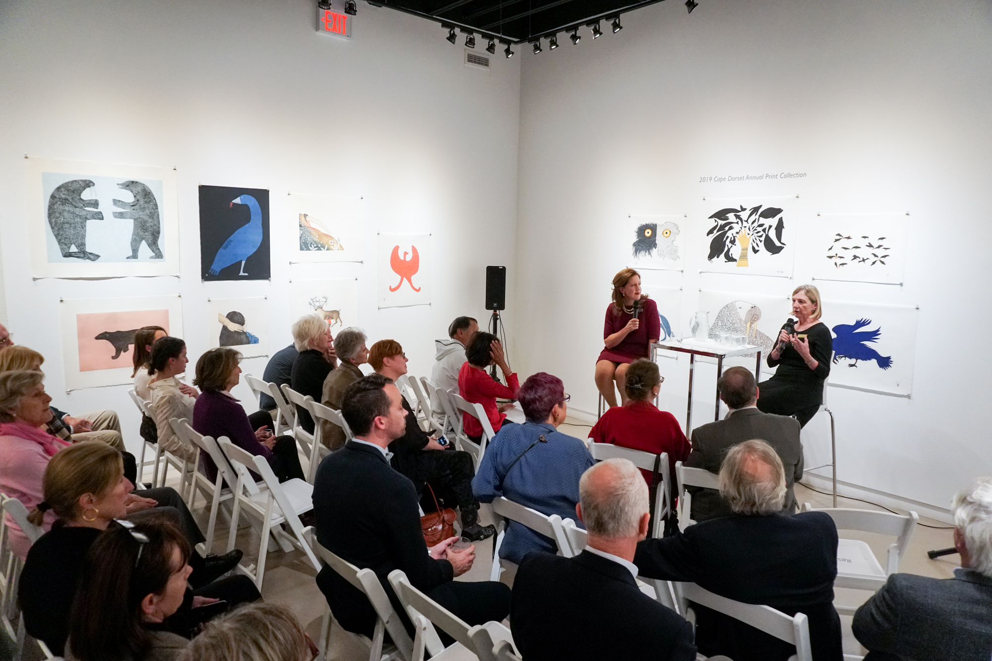 """Featured image for """"""""Ways of Seeing"""" – A night devoted to Inuit art and arctic conservation."""""""