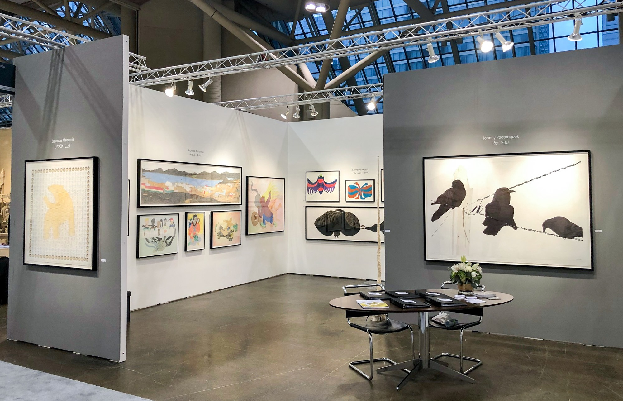 """Featured image for """"Our twentieth year at Art Toronto!"""""""