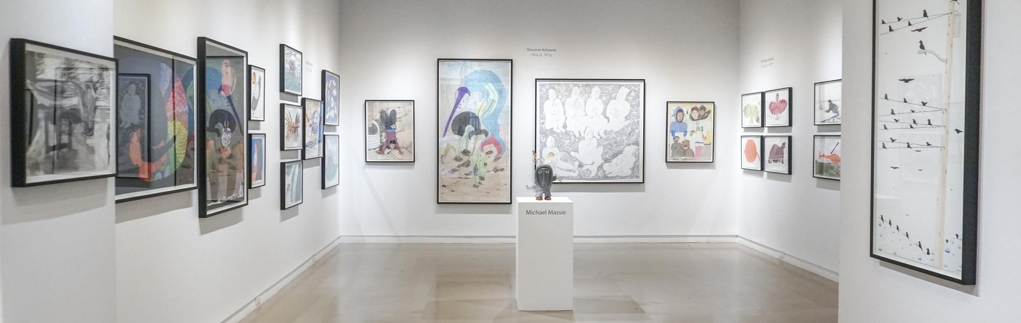 "Featured image for ""Post-Fair Blog: Art Toronto 2020"""