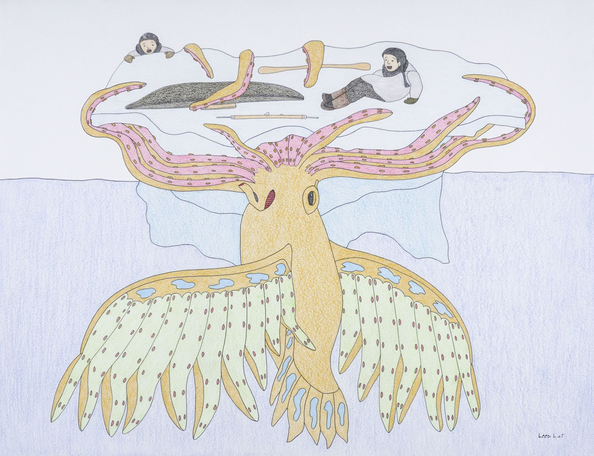 """Featured image for """"Themes in Inuit Art: Transformation"""""""