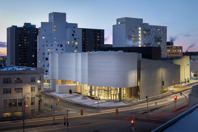 """Featured image for """"Qaumajuq – A new centre for Inuit art"""""""