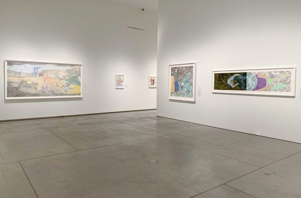 Shuvinai Ashoona at the Art Gallery of Ontario